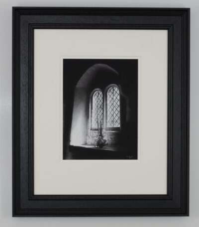 Study For Window Of Solitude
